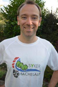 Folke Harries zuständig für die Start-/Zielbereichlogistik, das Rahmenprogramm und das Sponsoring Tel. 0176 21529647