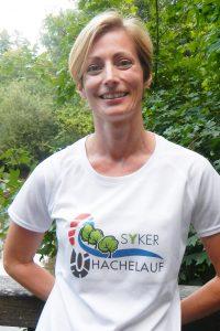Melanie Meyer zuständig für die Strecken- und Start-/Zielbereichlogistik, Werbung und Marketing Tel. 0173 2363920